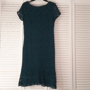NWOT.  Great looking Lace dress.